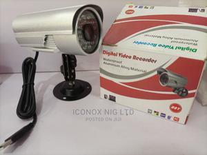 CCTV Bullet Outdoor Waterproof DVR USB Camera 600tvl IR | Security & Surveillance for sale in Lagos State, Ikeja