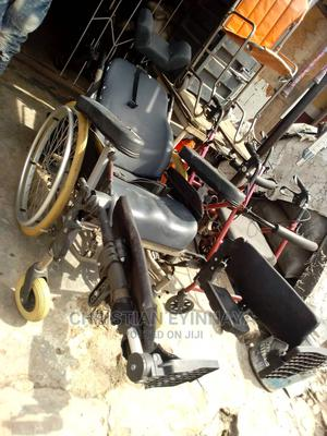 Relasible Wheelchair | Medical Supplies & Equipment for sale in Lagos State, Mushin