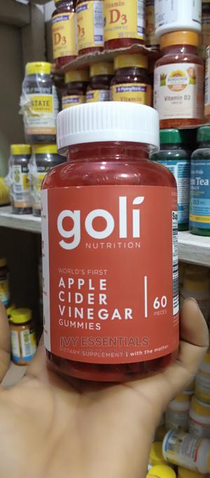 Goli Apple Cider Vinegar Gummies for Weight Loss | Vitamins & Supplements for sale in Lagos State, Ikeja
