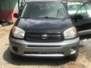 Toyota RAV4 2005 1.8 Black | Cars for sale in Lagos State, Ojodu