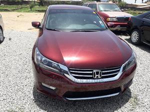 Honda Accord 2014 Red | Cars for sale in Abuja (FCT) State, Kubwa