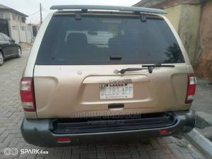 Nissan Pathfinder 2002 LE AWD SUV (3.5L 6cyl 4A) Gold | Cars for sale in Ogun State, Ijebu Ode