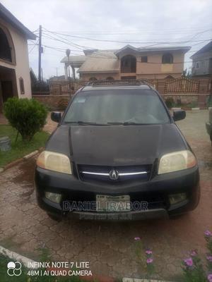 Acura MDX 2004 Sport Utility Black   Cars for sale in Edo State, Benin City