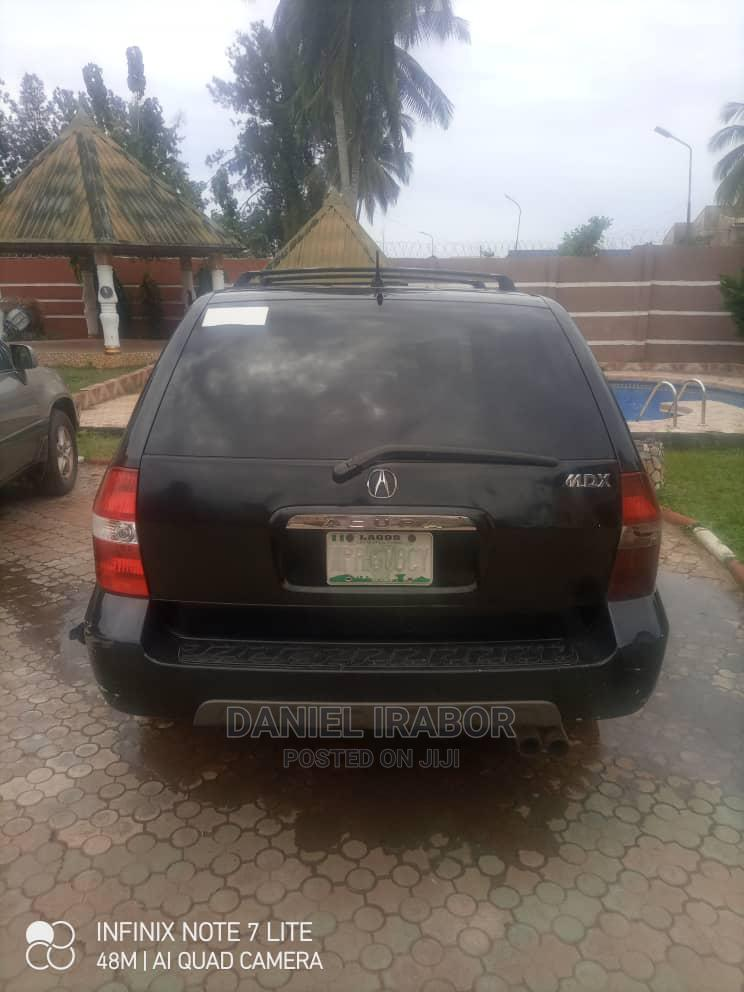Acura MDX 2004 Sport Utility Black   Cars for sale in Benin City, Edo State, Nigeria