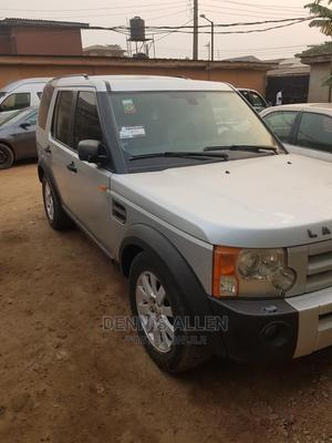 Land Rover LR3 2006 SE Silver | Cars for sale in Lagos State, Abule Egba