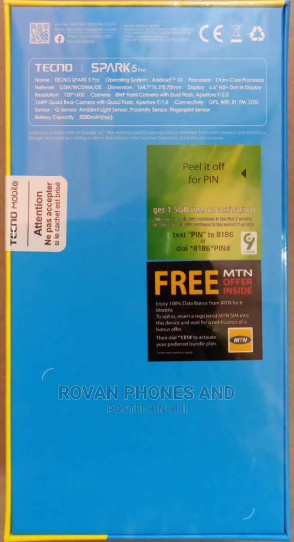 New Tecno Spark 5 Pro 64 GB   Mobile Phones for sale in Ikeja, Lagos State, Nigeria