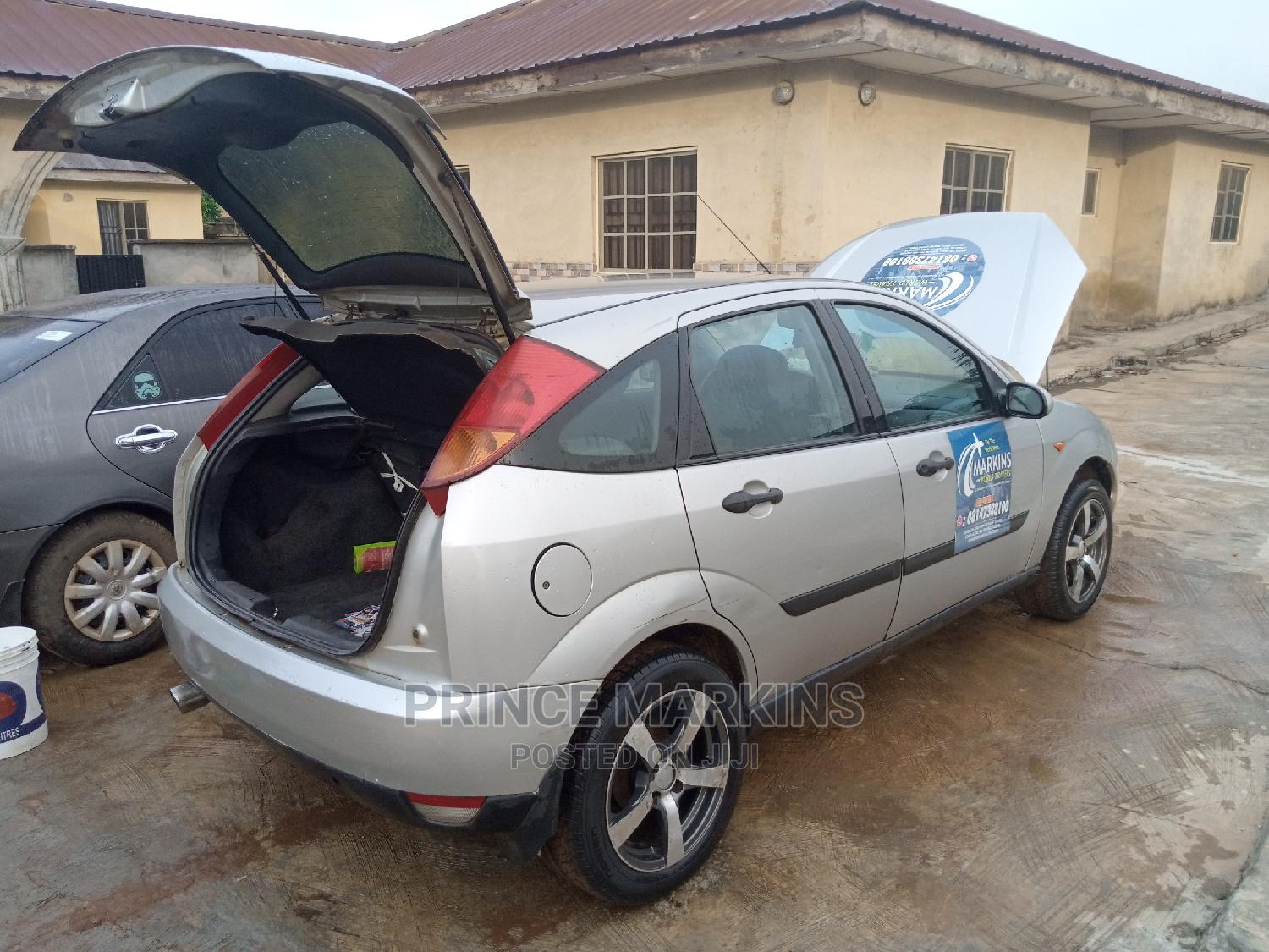 Ford Focus 2003 Wagon Silver | Cars for sale in Akure, Ondo State, Nigeria