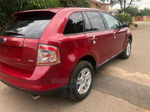 Ford Edge 2008 Red | Cars for sale in Abuja (FCT) State, Kubwa