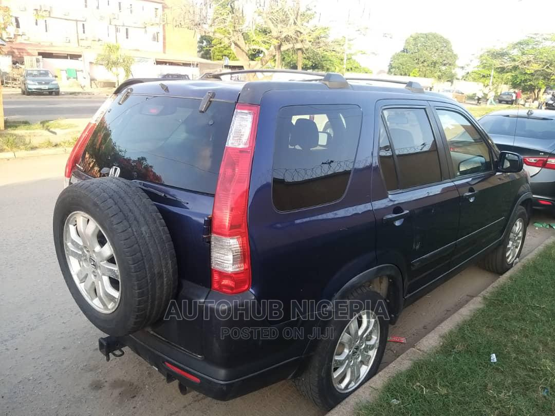 Honda CR-V 2005 2.0i ES Automatic Blue