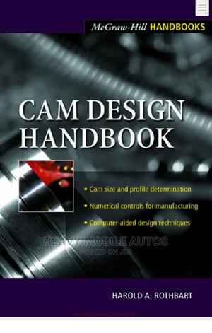 Cam Design Hand Book   Books & Games for sale in Anambra State, Onitsha