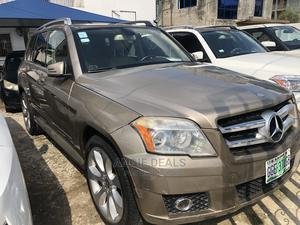 Mercedes-Benz GLK-Class 2011 350 4MATIC Brown | Cars for sale in Lagos State, Ikeja