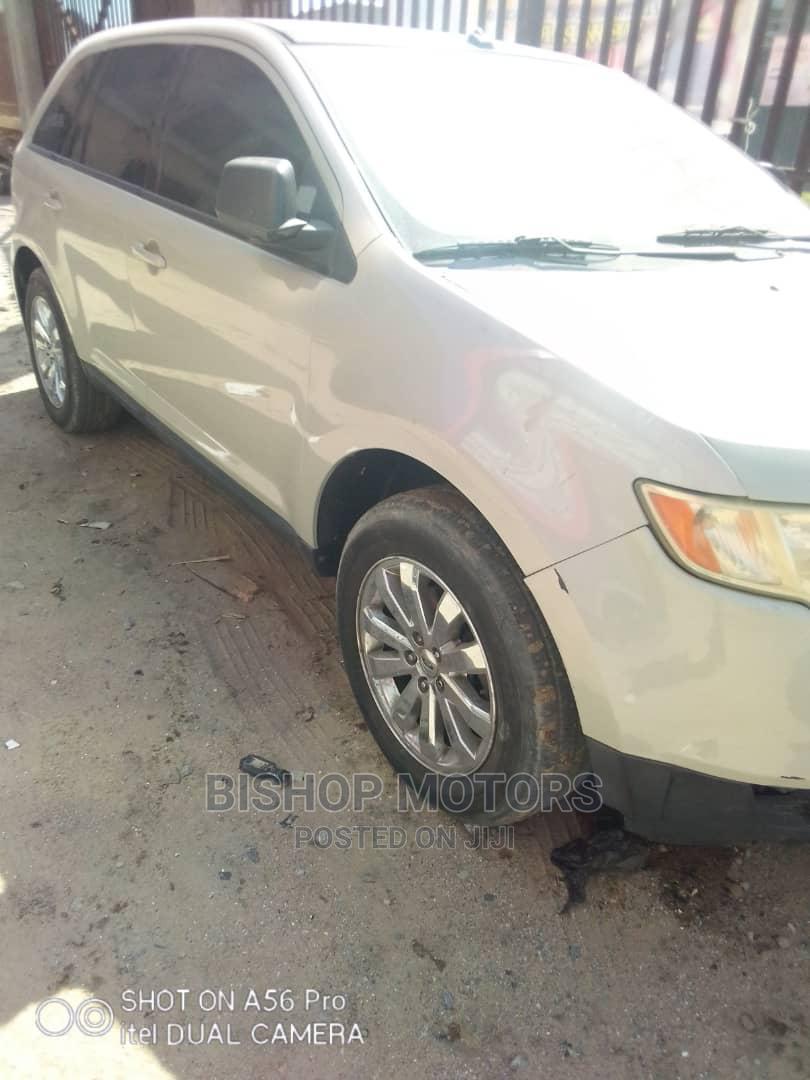 Ford Edge 2009 White   Cars for sale in Amuwo-Odofin, Lagos State, Nigeria