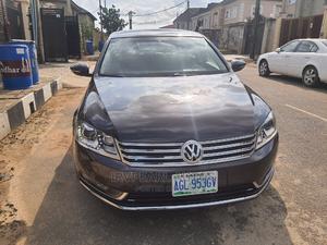 Volkswagen Passat 2015 Brown   Cars for sale in Lagos State, Ojodu