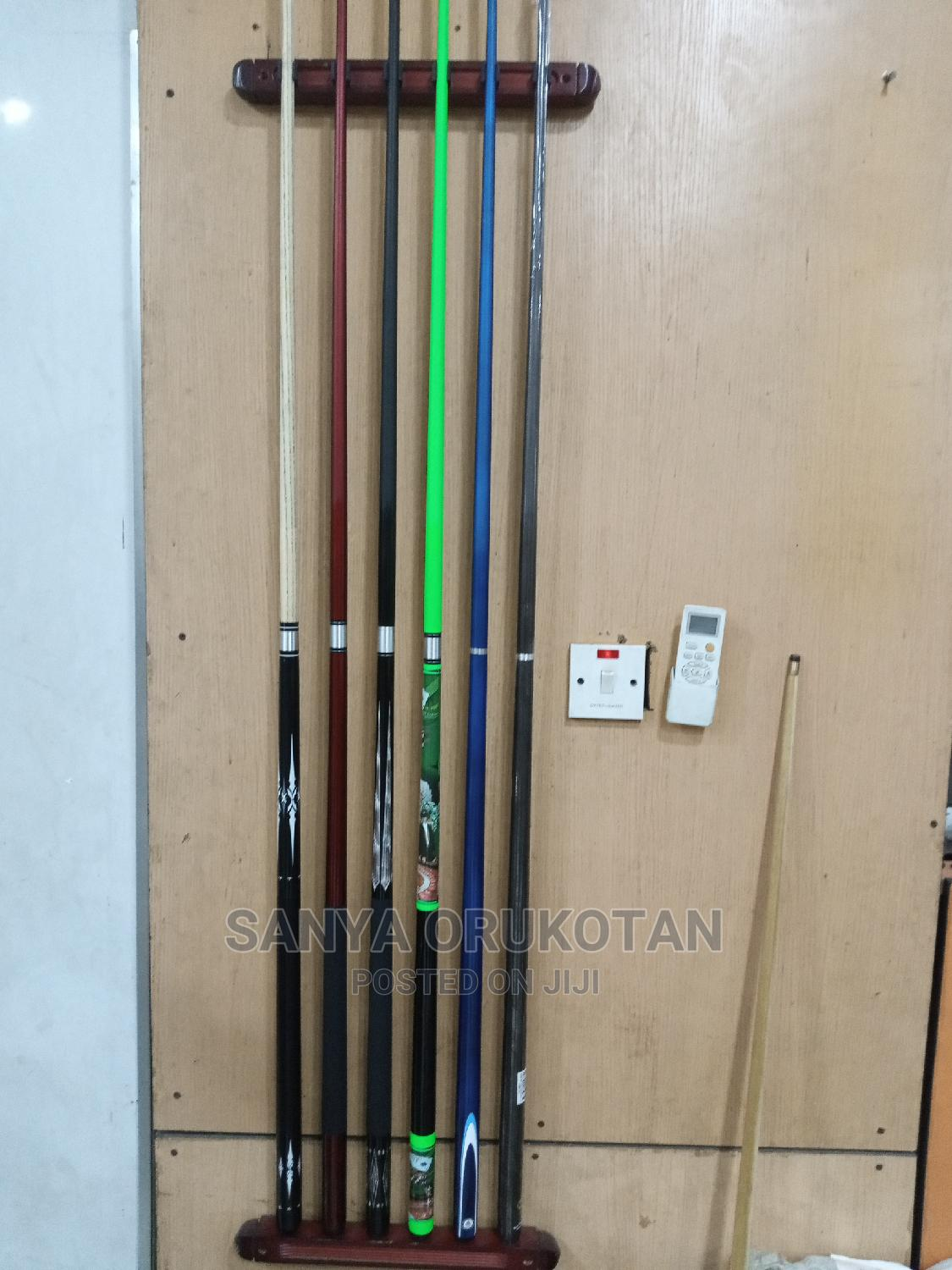 Snooker Stick | Sports Equipment for sale in Ikeja, Lagos State, Nigeria