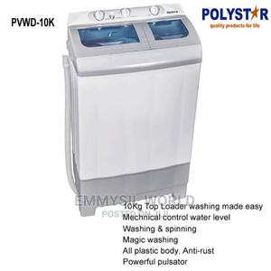 Polystar Manual Washing Machine 10kg   Home Appliances for sale in Lagos State, Ojo