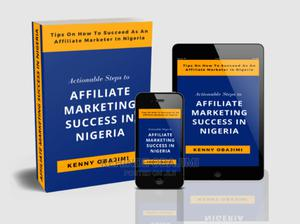 E-book: Start Your Successful Affiliate Marketing Business   Books & Games for sale in Lagos State, Ikeja