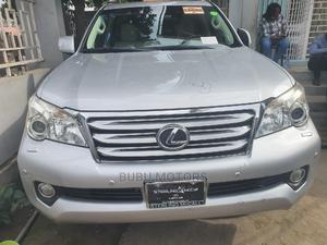 Lexus GX 2012 460 Premium Silver | Cars for sale in Lagos State, Ikeja