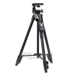 Tripod Stand With Remote Control.Strong Quality Tripod Stand | Accessories & Supplies for Electronics for sale in Oyo State, Ibadan
