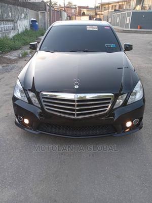 Mercedes-Benz E350 2010 Black | Cars for sale in Lagos State, Ifako-Ijaiye