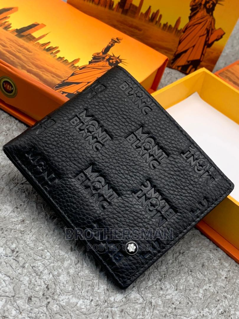 MONTBLANC Leather Wallet