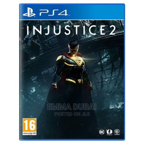 Archive: Wb Games Injustice 2 (Ps4)