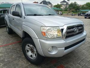 Toyota Tacoma 2010 Access Cab V6 Automatic Silver | Cars for sale in Abuja (FCT) State, Mabushi