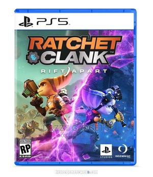 Ps4 Rachet and Clank | Video Games for sale in Lagos State, Ikeja