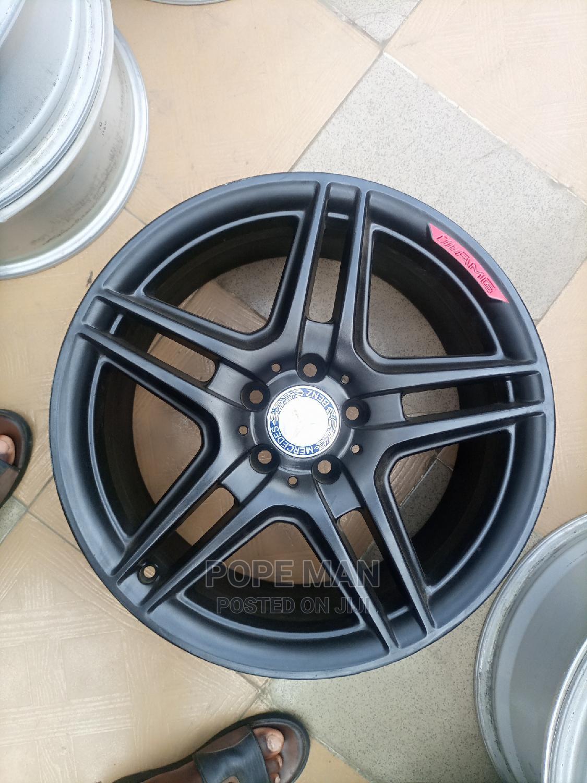 Archive: Smart Black Benz Wheelz 18inch