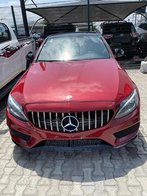 Mercedes-Benz C-Class 2017 Red | Cars for sale in Lagos State, Lekki