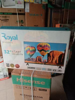 Royal 32 Smart Tv | TV & DVD Equipment for sale in Rivers State, Port-Harcourt