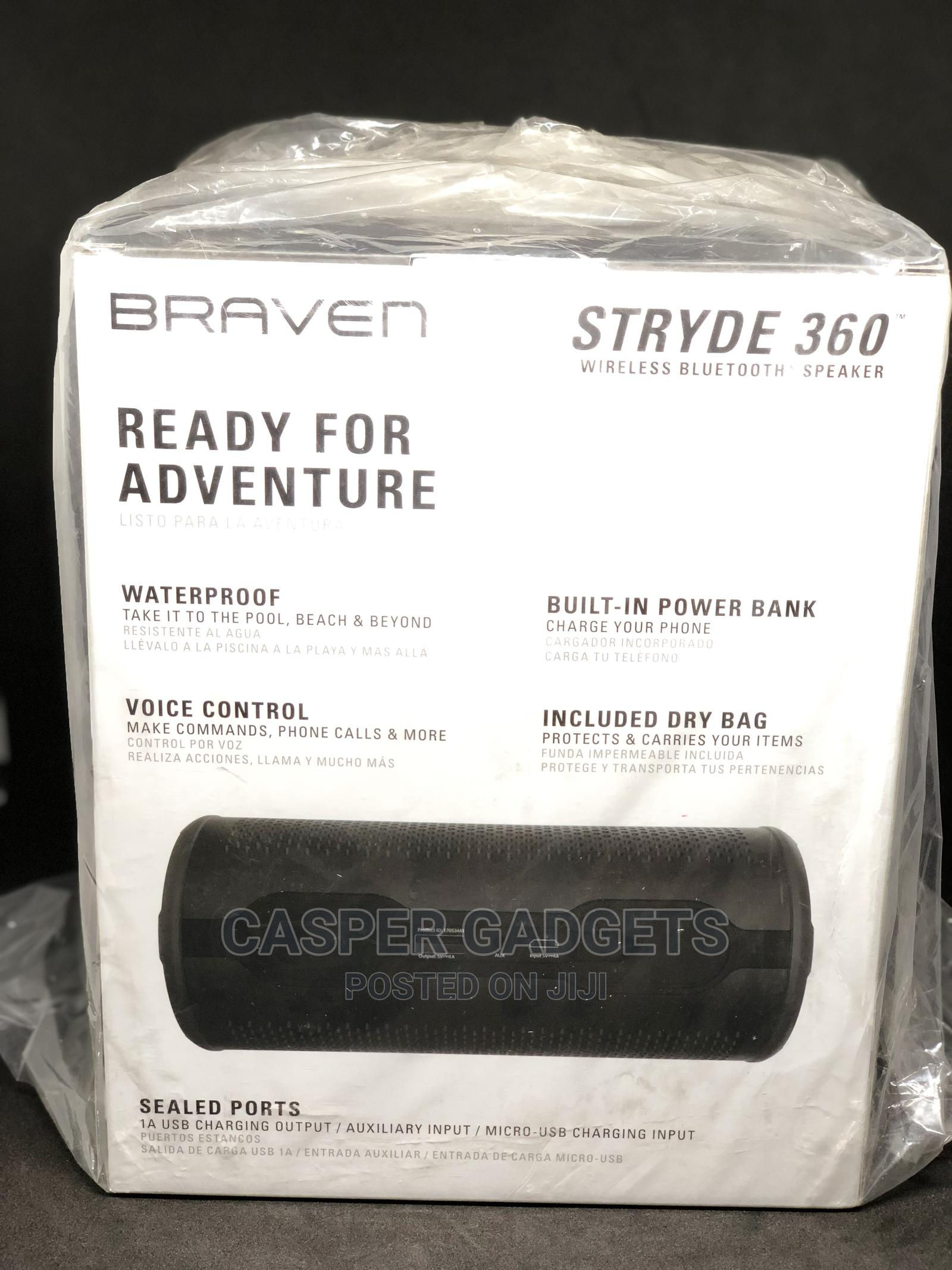 Braven: Stryde 360 | Audio & Music Equipment for sale in Ikeja, Lagos State, Nigeria