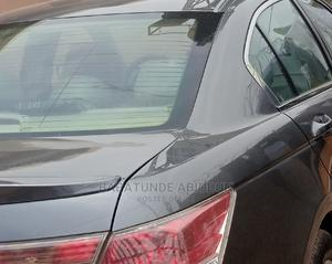 Honda Accord 2008 2.4 EX Automatic Gray   Cars for sale in Abuja (FCT) State, Lugbe District