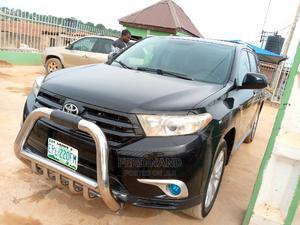 Toyota Highlander 2009 Sport Black   Cars for sale in Lagos State, Ifako-Ijaiye