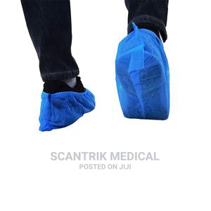 Shoe Covers Plastic Tarpaulin Waterproof   Safetywear & Equipment for sale in Abuja (FCT) State, Central Business Dis