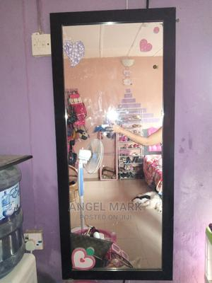 A Full, Body Mirror Well Framed and Very Strong | Home Accessories for sale in Abuja (FCT) State, Gwagwalada