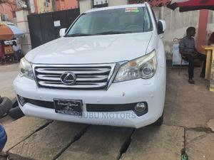 Lexus GX 2012 460 Premium White | Cars for sale in Lagos State, Ikeja