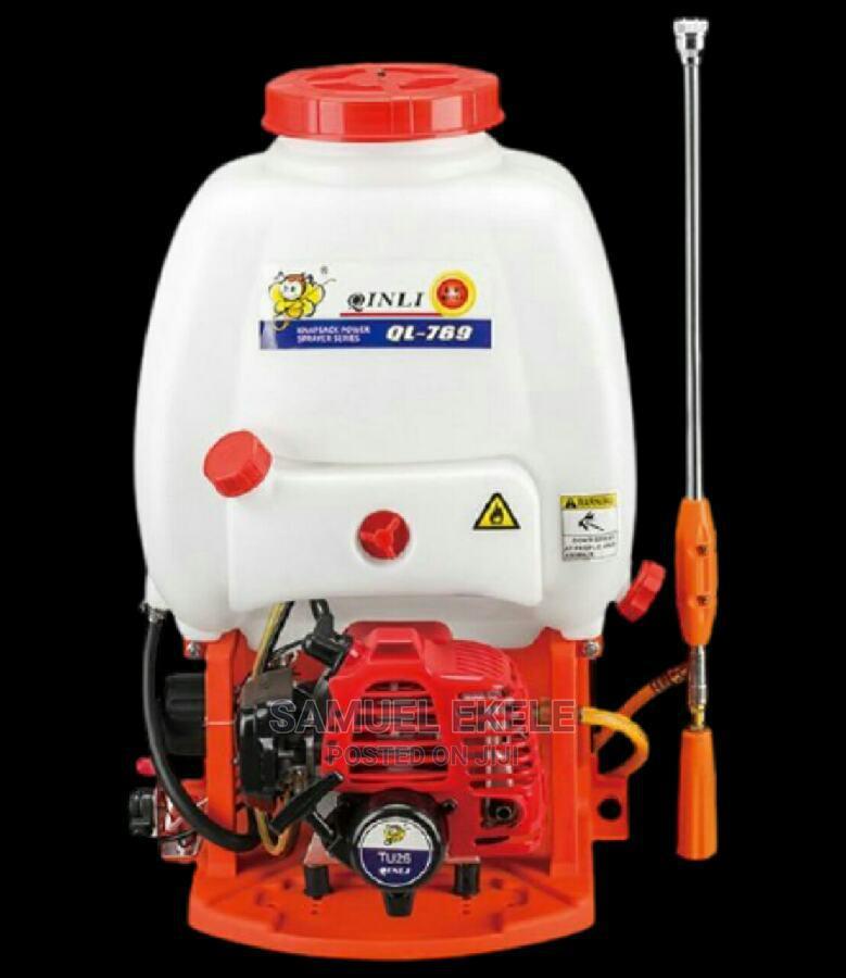 Motorize Sprayer