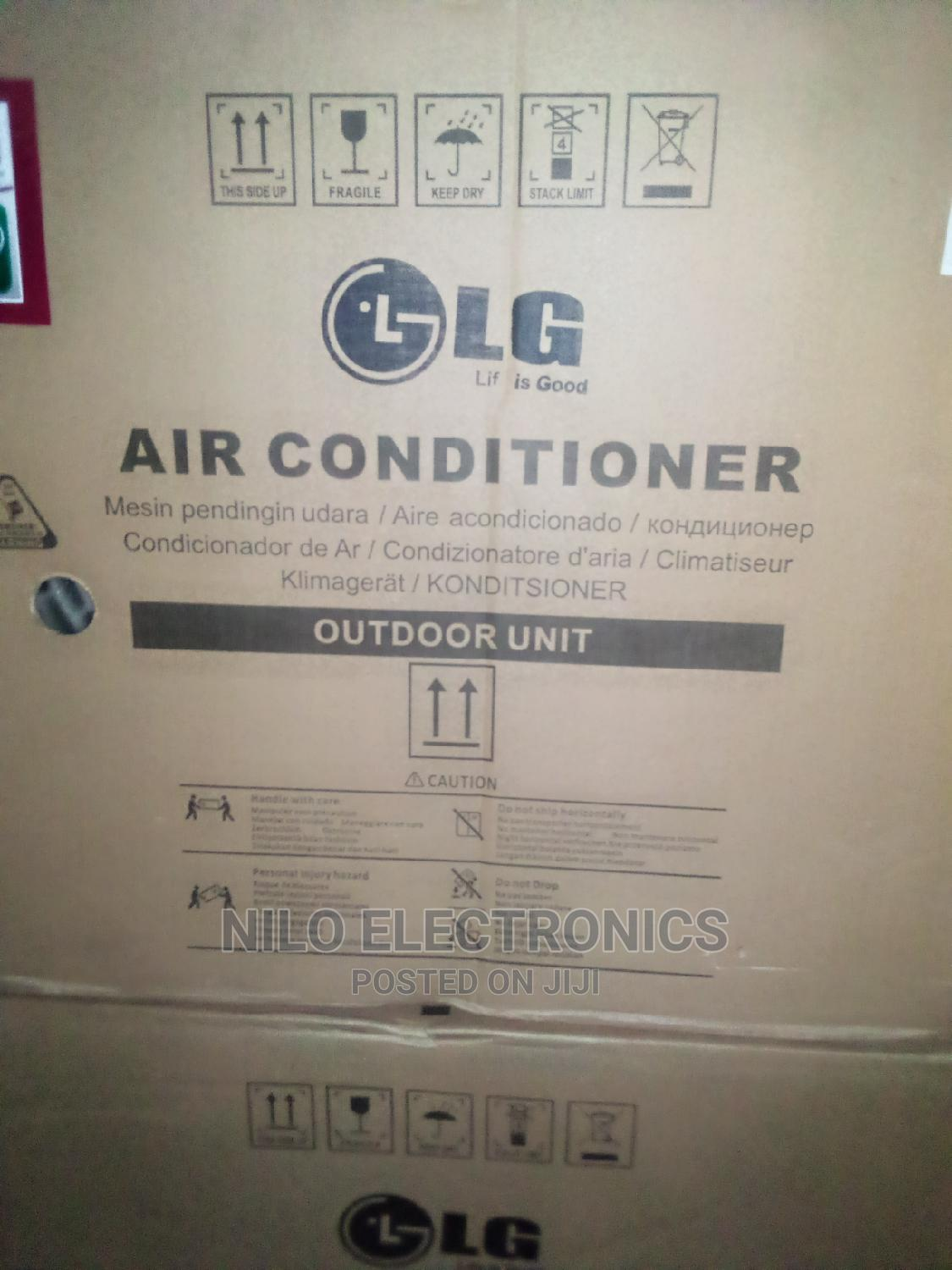 LG Air Conditioner 1hp Split Type | Home Appliances for sale in Ojo, Lagos State, Nigeria