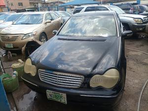 Mercedes-Benz C240 2004 Black | Cars for sale in Lagos State, Ifako-Ijaiye