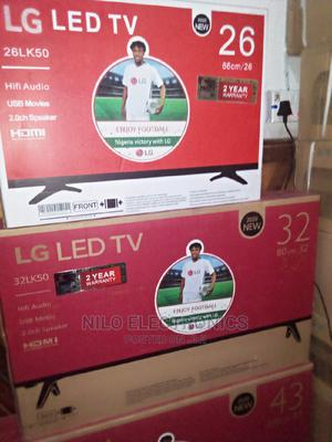 32 Inches Lg Led | TV & DVD Equipment for sale in Lagos State, Ojo