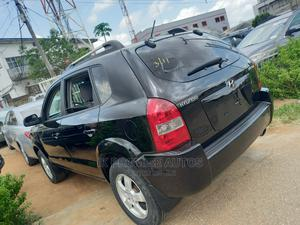 Hyundai Tucson 2006 Black | Cars for sale in Lagos State, Ikeja