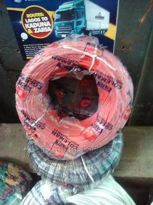 Coleman 4mm Single Core Wire   Electrical Equipment for sale in Lagos State, Ojo