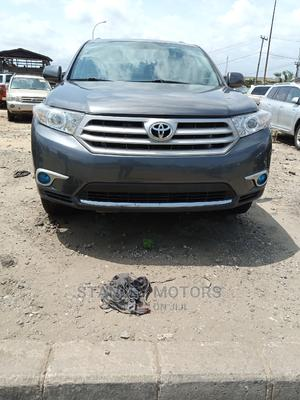 Toyota Highlander 2013 Gray   Cars for sale in Lagos State, Apapa