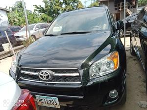 Toyota RAV4 2009 Sport 4x4 Black | Cars for sale in Lagos State, Amuwo-Odofin