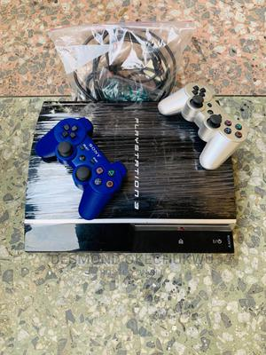 Hacked Uk Used PS3 Console With 1 Pad and 7 Installed Games   Video Game Consoles for sale in Oyo State, Surulere-Oyo