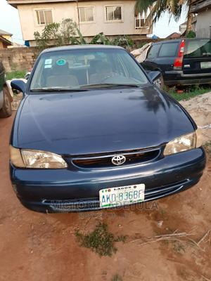 Toyota Corolla 1999 Automatic Blue | Cars for sale in Lagos State, Alimosho
