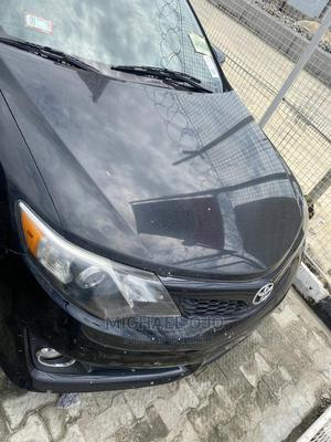 Toyota Camry 2014 Black   Cars for sale in Lagos State, Ajah