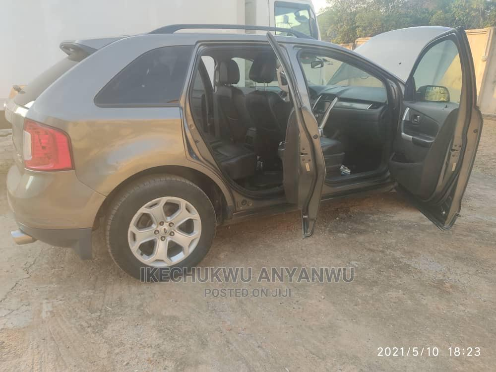 Ford Edge 2013 Gray   Cars for sale in Ikeja, Lagos State, Nigeria