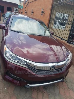 Honda Accord 2016 Red | Cars for sale in Lagos State, Surulere