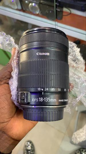 Canon EF-S 18-135mm F/3.5-5.6 IS Standard Zoom Lens for Cano | Accessories & Supplies for Electronics for sale in Lagos State, Ikeja